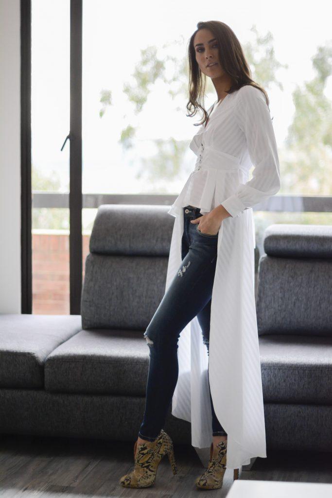 La camisa blanca, una prenda imprescindible en tu armario