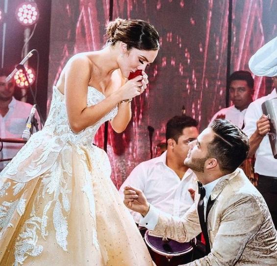 Kimberly reyes y Federico Severini renacen en el amor